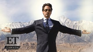 'Iron Man' 10 Year Anniversary: The Fight To Cast Robert Downey Jr.
