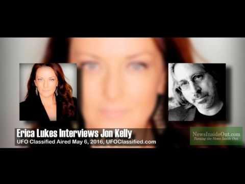 International clinician and speech analyst Jon Kelly  joins Erica Lukes on UFO Classified
