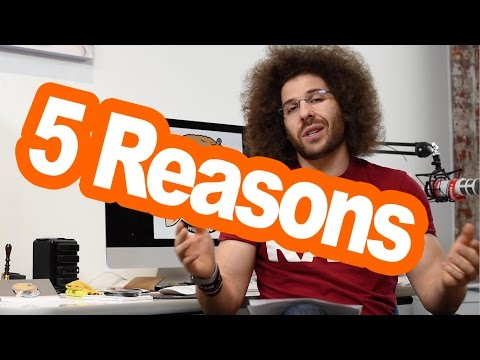 5 Reasons WHY you wont make it as a Photographer