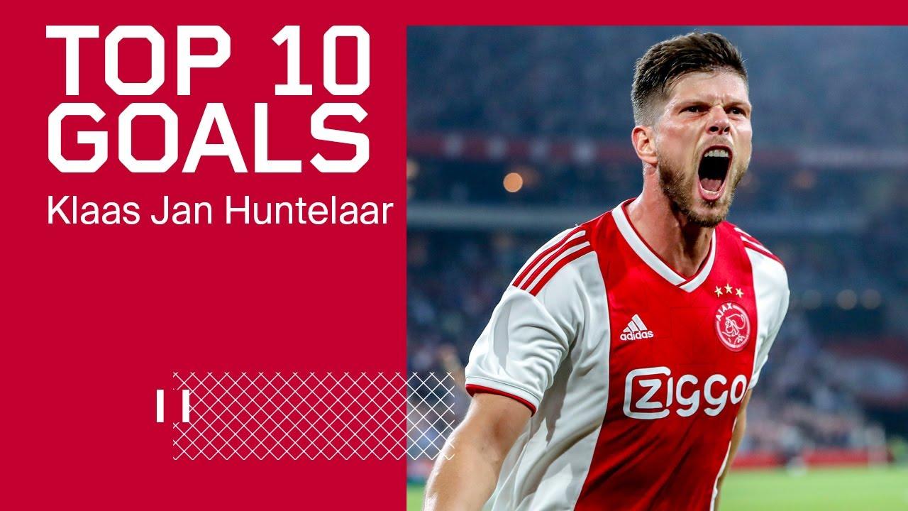 TOP 10 GOALS - Klaas Jan Huntelaar | The Hunt Goes On