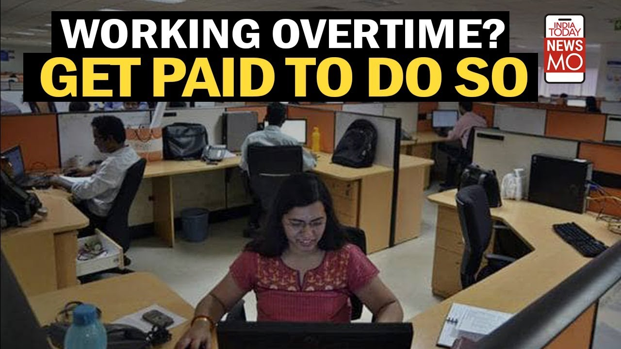 Forced To Do Overtime? Company To Now Take Your Consent First | #NewsMo