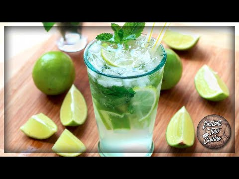 comment faire un mojito sans alcool en 5 minutes youtube. Black Bedroom Furniture Sets. Home Design Ideas