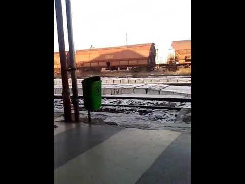 Tren in carei
