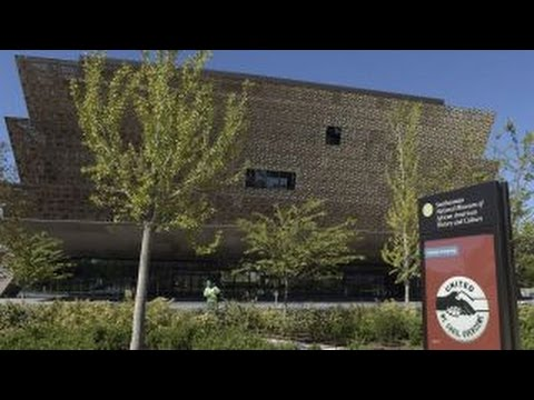 Inside the new African-American museum