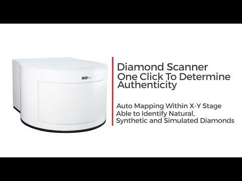 Diamond Scanner-WEC Raman