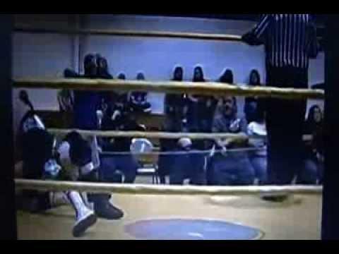 The Super Assassin & The Widowmaker vs. Johnny Bad & Bob Goodman
