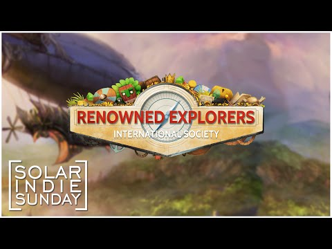 Solar Indie Sunday - Renowned Explorers ...Intimidating Sheep!...