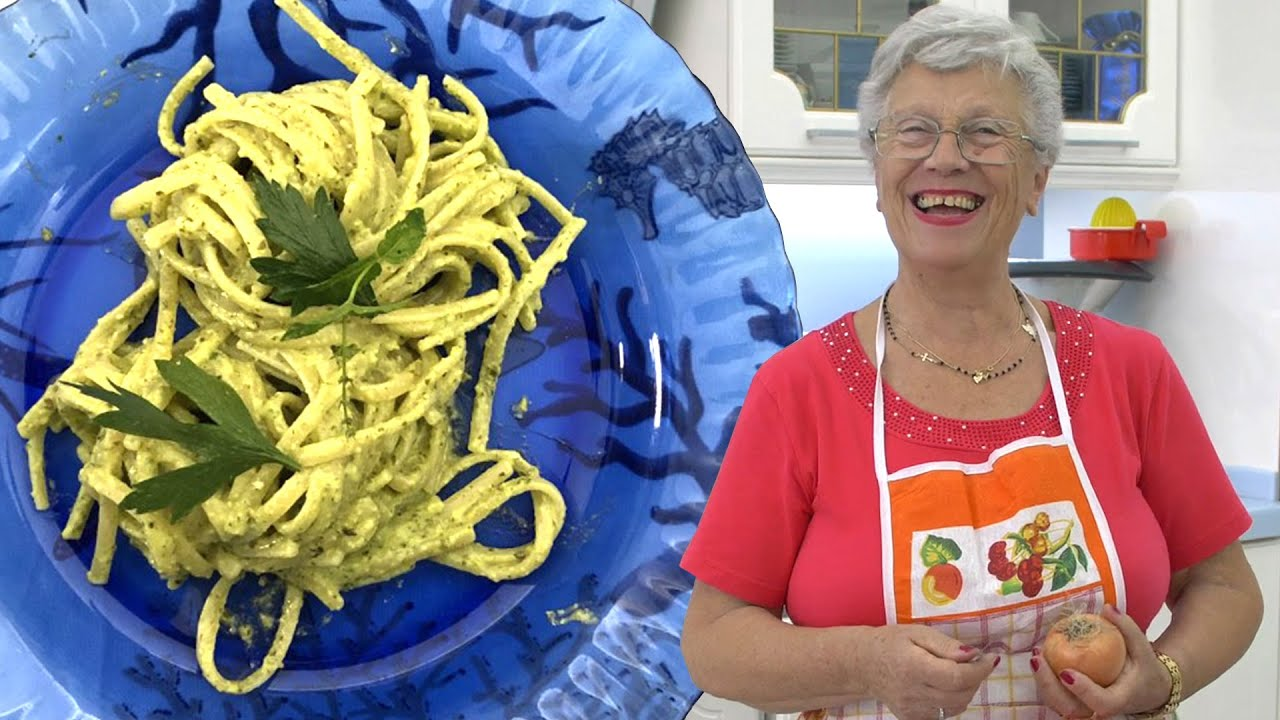 Pasta Grannies enjoy 3 summer pasta recipes from Procida!