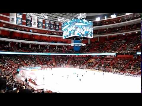 Sweden v Finland at the Globe, January 8, 2015