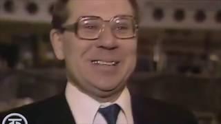 Valery Legasov RARE 1983 footage - Академик Валерий Легасов - English subtitles