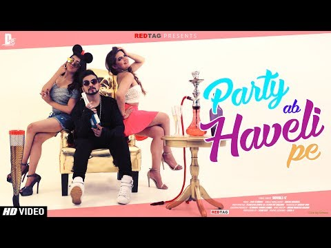 Party Ab Haveli Pe (Official Teaser) | DoubLe-S' | D18 | Party Song of the Year
