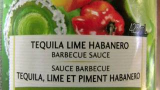 Tequila Lime Habanero Bbq Sauce Review!