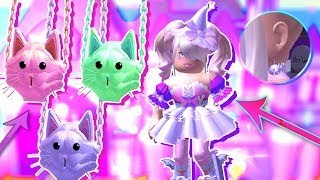 YOU CAN NOW RECOLOR ACCESSORIES IN ROYALE HIGH!