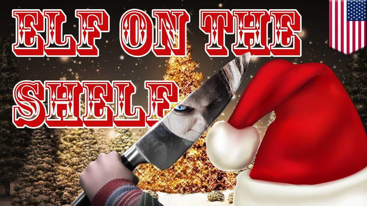 Christmas Elf on the Shelf is moving! Hide your kids, hide ...