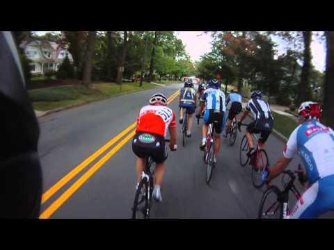 Bicycle Race Basking Ridge Masters Criterium 55+ 09/03/2012