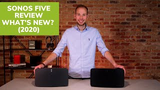 Sonos Five Hands-On Review: What's New?