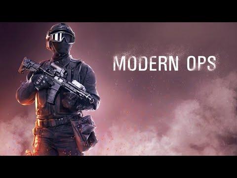 Modern Ops - Стрелялки онлайн, начало)))