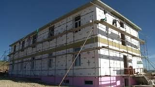 Radovi na novom objektu Centra za azil u naselju Velje polje teku planiranom dinamikom(, 2017-10-20T11:44:57.000Z)