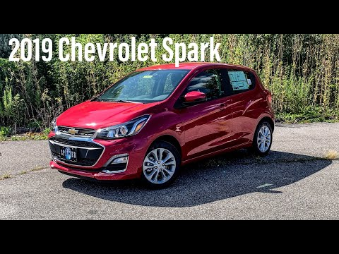 2020 Chevrolet Spark - Review And Walk Around