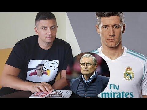 LEWANDOWSKI w Realu Madryt przed MUNDIALEM? Borek o transferze i gigantycznej premii Adama Nawałki