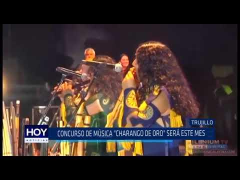 Trujillo: Concurso de música
