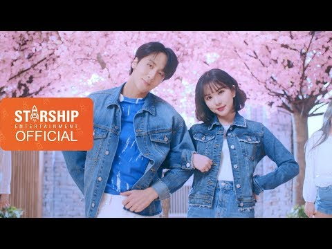 Eunha X Ravi- Blossom Music Video