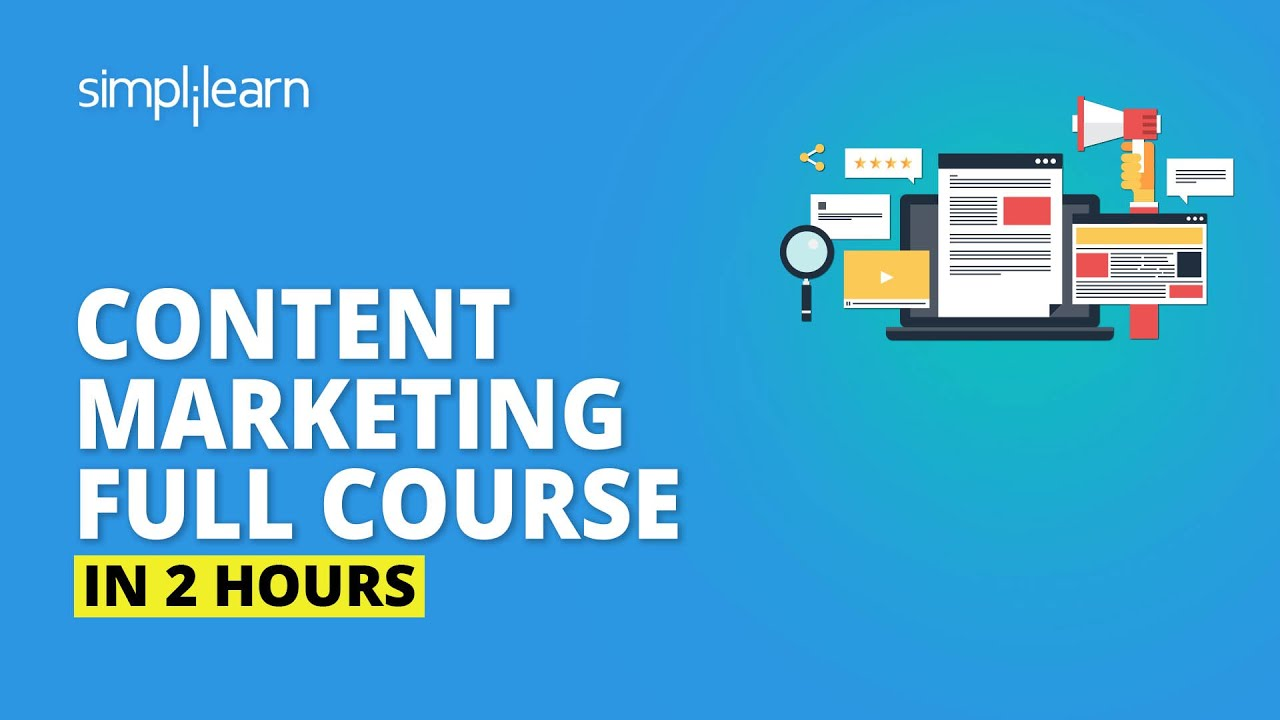 Content Marketing Full Course   Content Marketing Tutorial For Beginners