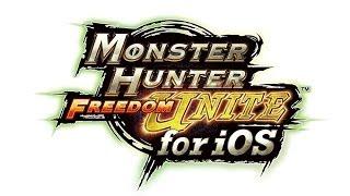 Monster Hunter Freedom Unite  iOS Trailer E3 Trailer