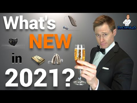 What's NEW with Hearing Aids & Hearing Treatment in 2021?