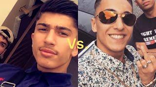 Mero428 vs. Sero el Mero | Rap Battle l GreenCity vs. Rüsselheim
