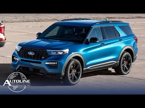 All-New Ford Explorer Details, Diesel Decline Slowing - Autoline Daily 2618