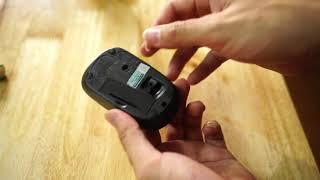 Thanh lý chuột không dây Genius NX-7005 50K