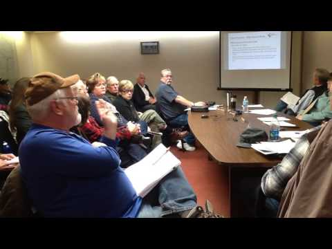 Part 2__December 15th Menominee County Road Commissioners Meeting