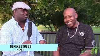 Shawn McClemore on Island Glory TV with Derek Stubbs.