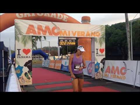 Half Marathon I Love Panama