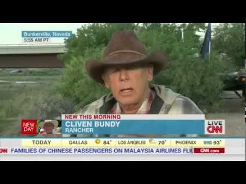 Cliven Bundy Has A Dream, Too