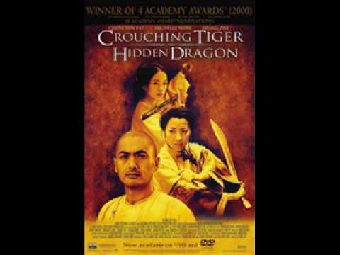 Crouching Tiger, Hidden Dragon OST #15 - A Love Before Time (English)