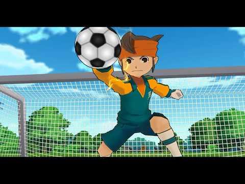 Inazuma Eleven GO Strikers 2013 Wii Raimon Vs Instituto Imperial
