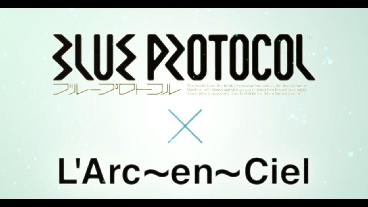 "『BLUE PROTOCOL(ブループロトコル)』✕ L'Arc~en~Ciel オープニングテーマソング ""ミライ"" 30秒Ver."