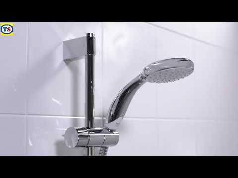Mira Reflex EV Thermostatic Bar Mixer Shower Valve & Kit | Item 90223