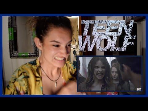 TEEN WOLF 'The Final 10 Episodes' SEASON 6B OFFICIAL TRAILER REACTION #2