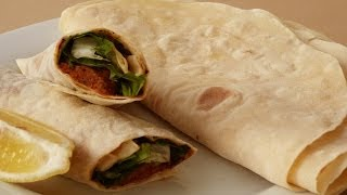 Турецкая лепёшка ( лаваш ) рецепт