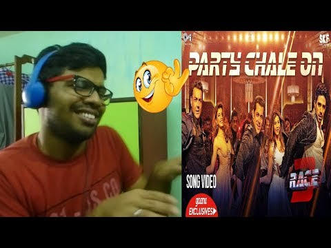 Party Chale On Song Video - Race 3|Salman Khan|Mika Singh,Iulia Vantur|Reaction & Thoughts
