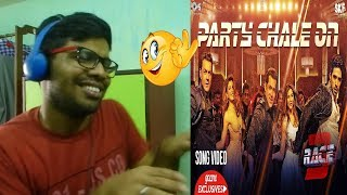 Party Chale On Song Video - Race 3|Salman Khan|Mika Singh,Iulia Vantur|Reaction & Thoughts