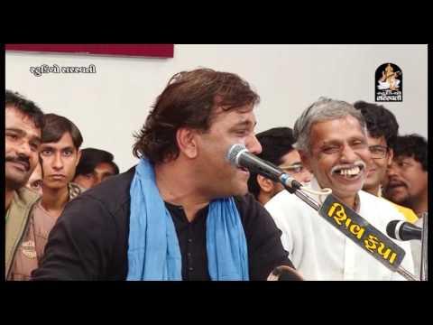 Kirtidan Gadhvi  Naklank Dham Toraniya  Mahabij Santvani  2  Nonstop Gujarati Lok Dayro 2017