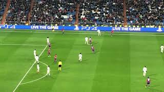 Реал Мадрид - ЦСКА Москва, ТРЕТИЙ гол, Сигурдссон, 12.12.2018