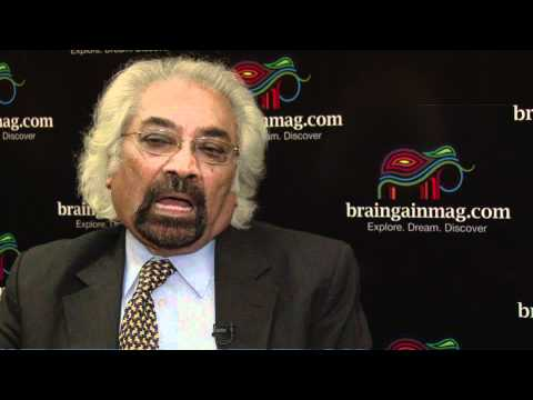 Indian Telecom Maverick Sam Pitroda Urges Engineers to Think Outside the Box