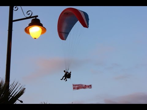How to propose to your girlfriend ? BEST Surprise wedding proposal paragliding Lebanon ,