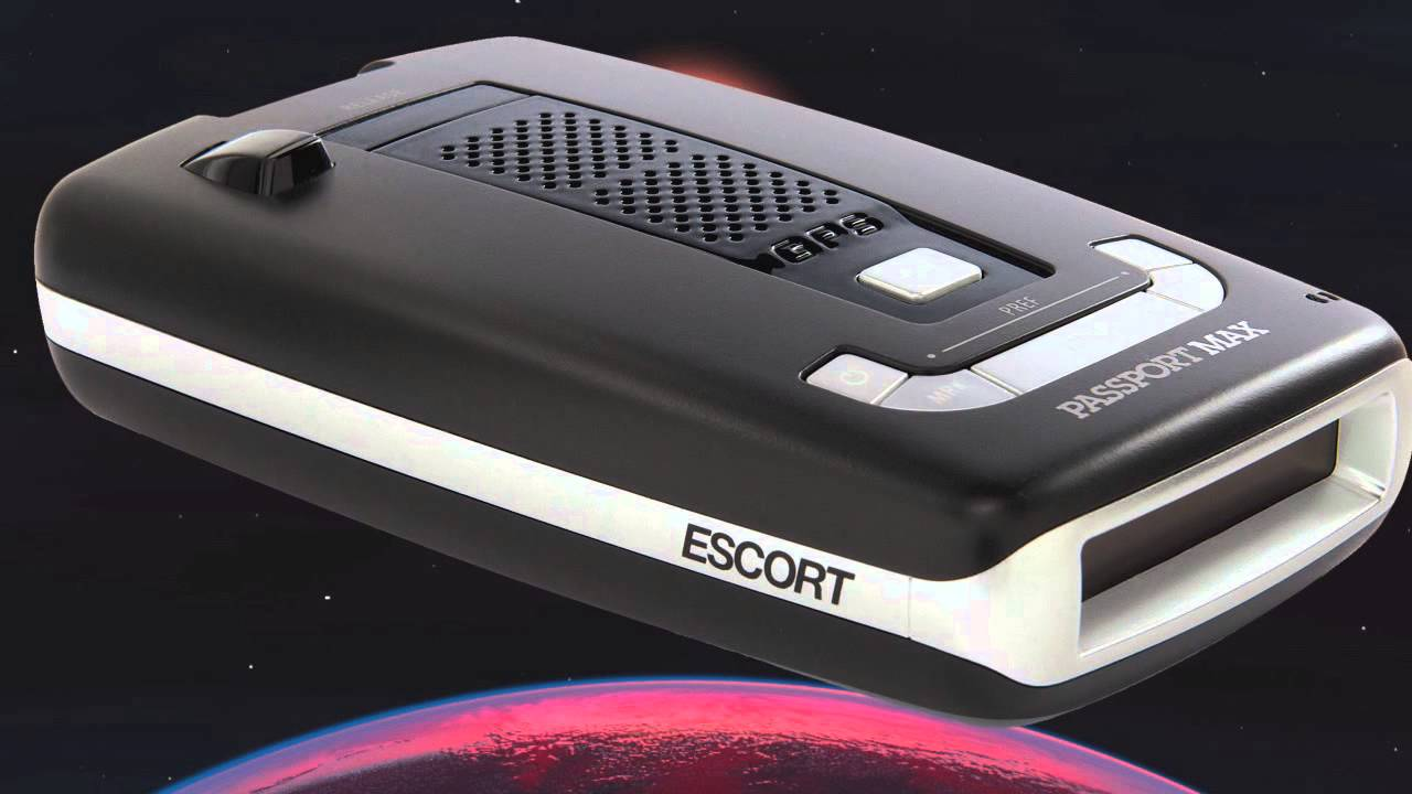 Escort Passport Max >> Introducing Passport MAX - HD Radar Detector Performance ...