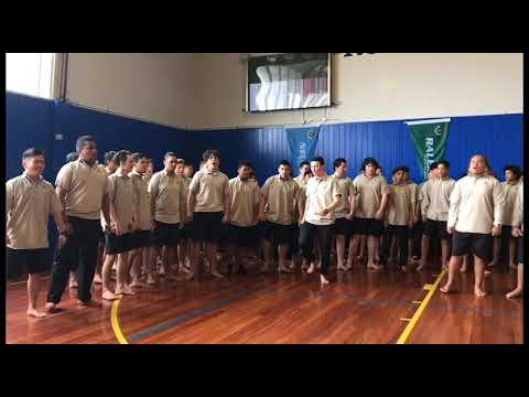 Rotorua Boys' High School - Hareruia